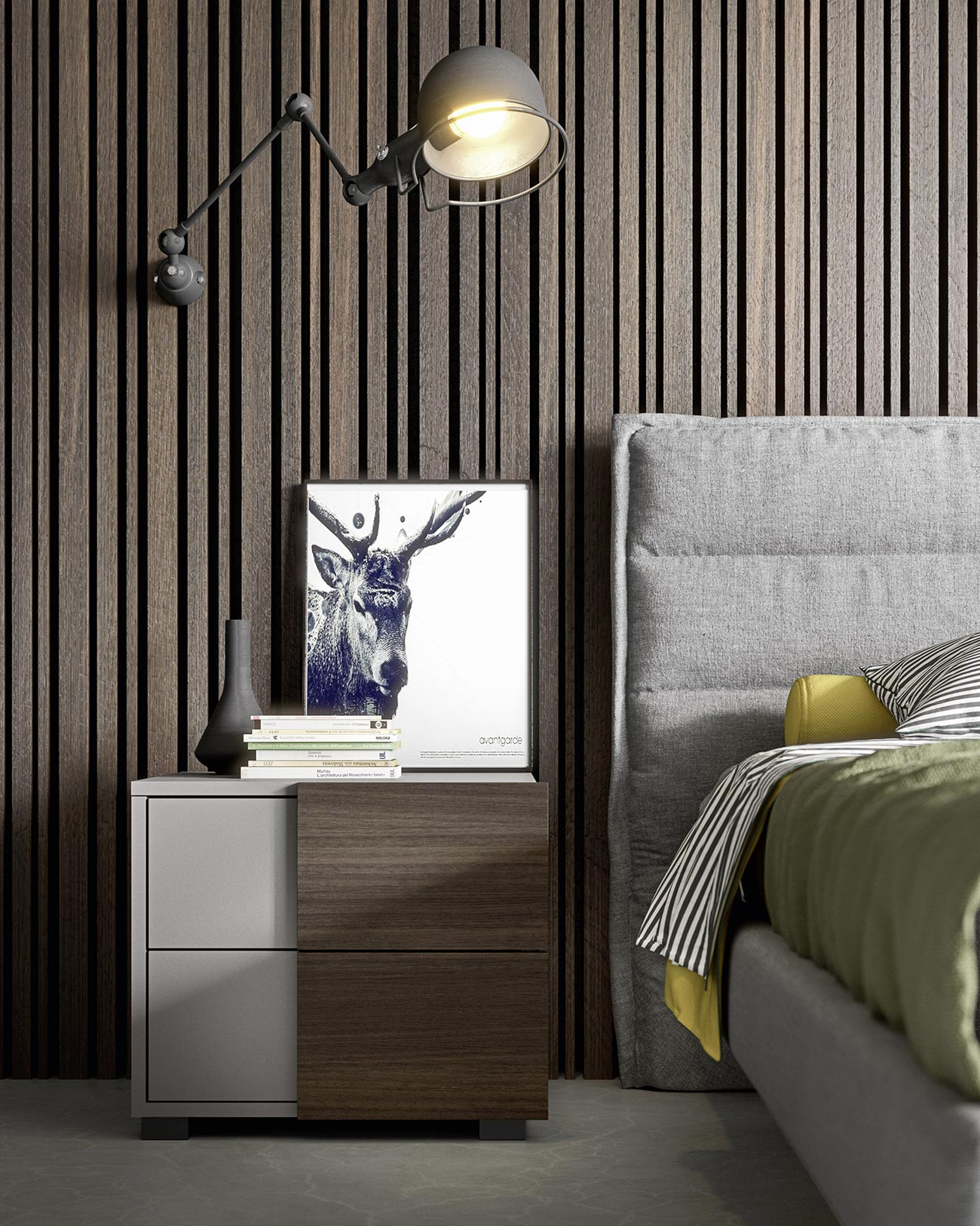 Mab Camere Da Letto.Background Comodini Como E Settimanali Moderni Mab Home Furniture