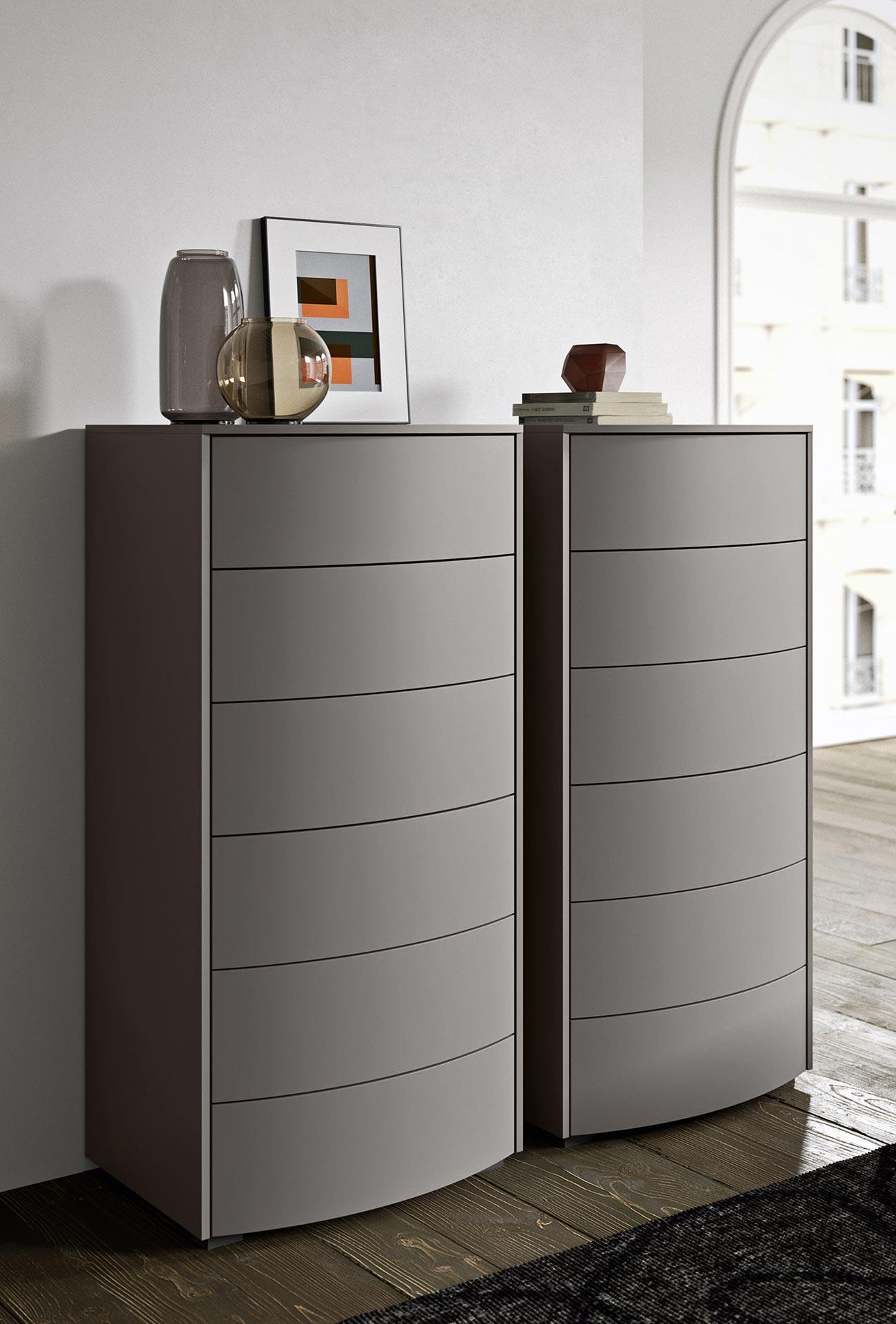 TENSO - Comodini, comò e settimanali moderno | MAB Home Furniture