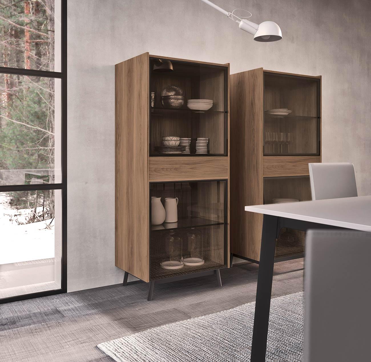 Madia Glamour per un Soggiorno di Design | MAB Home Furniture