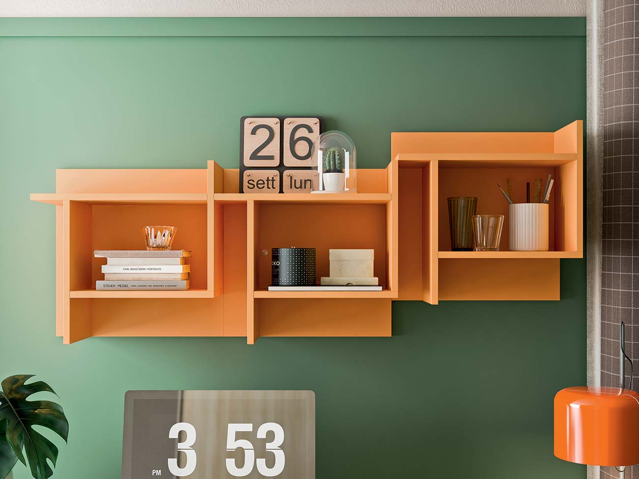 wall units for children