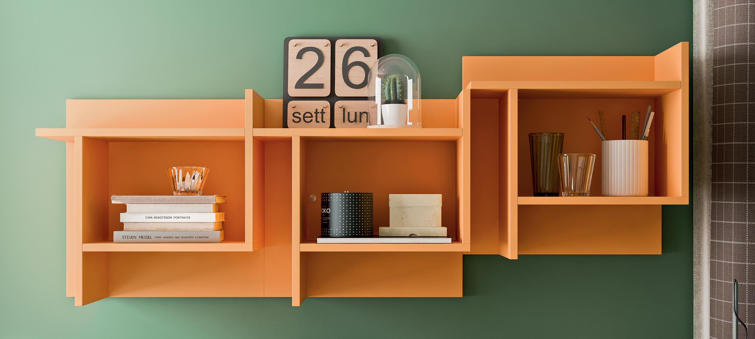 accessories wall units for children's bedroom 2