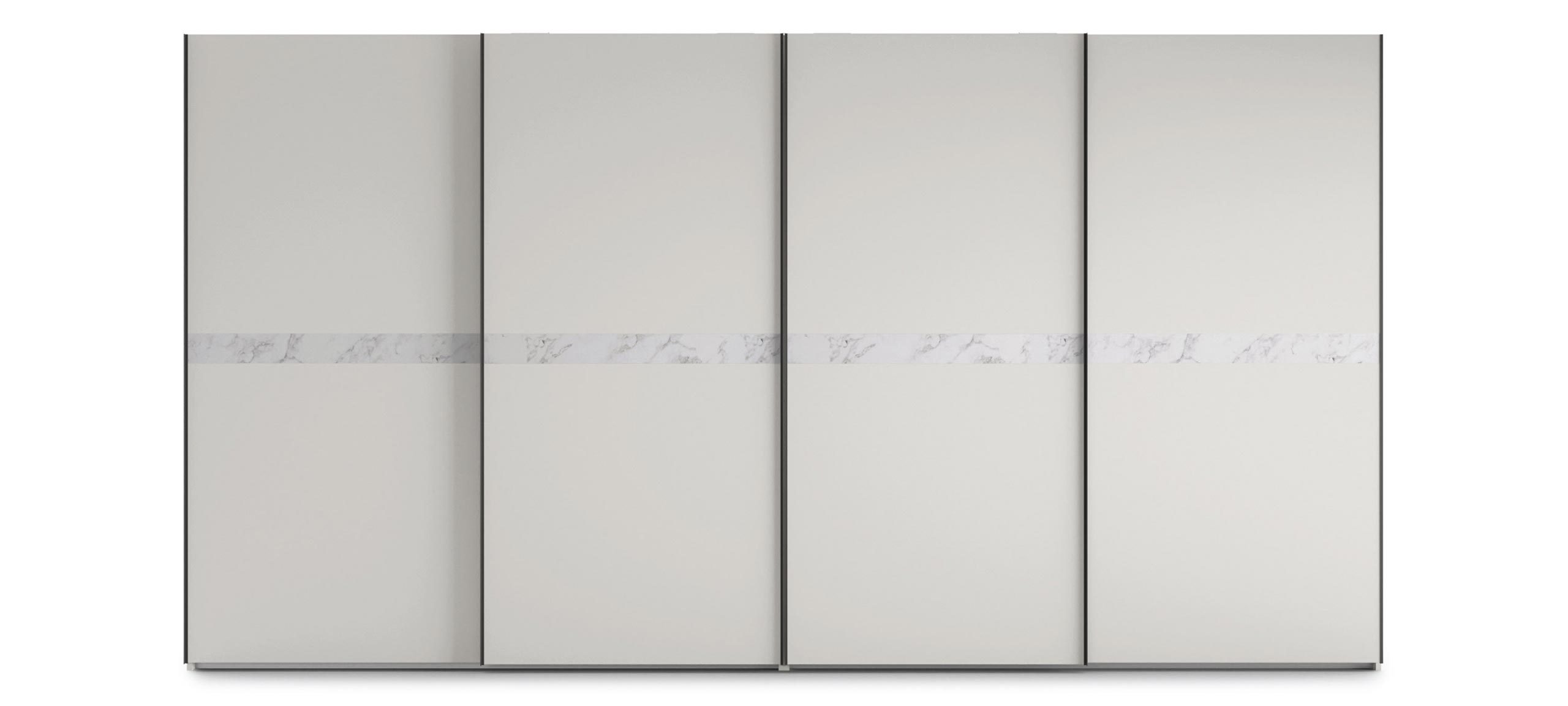 contemporary style sliding-door doppia wardrobe 3