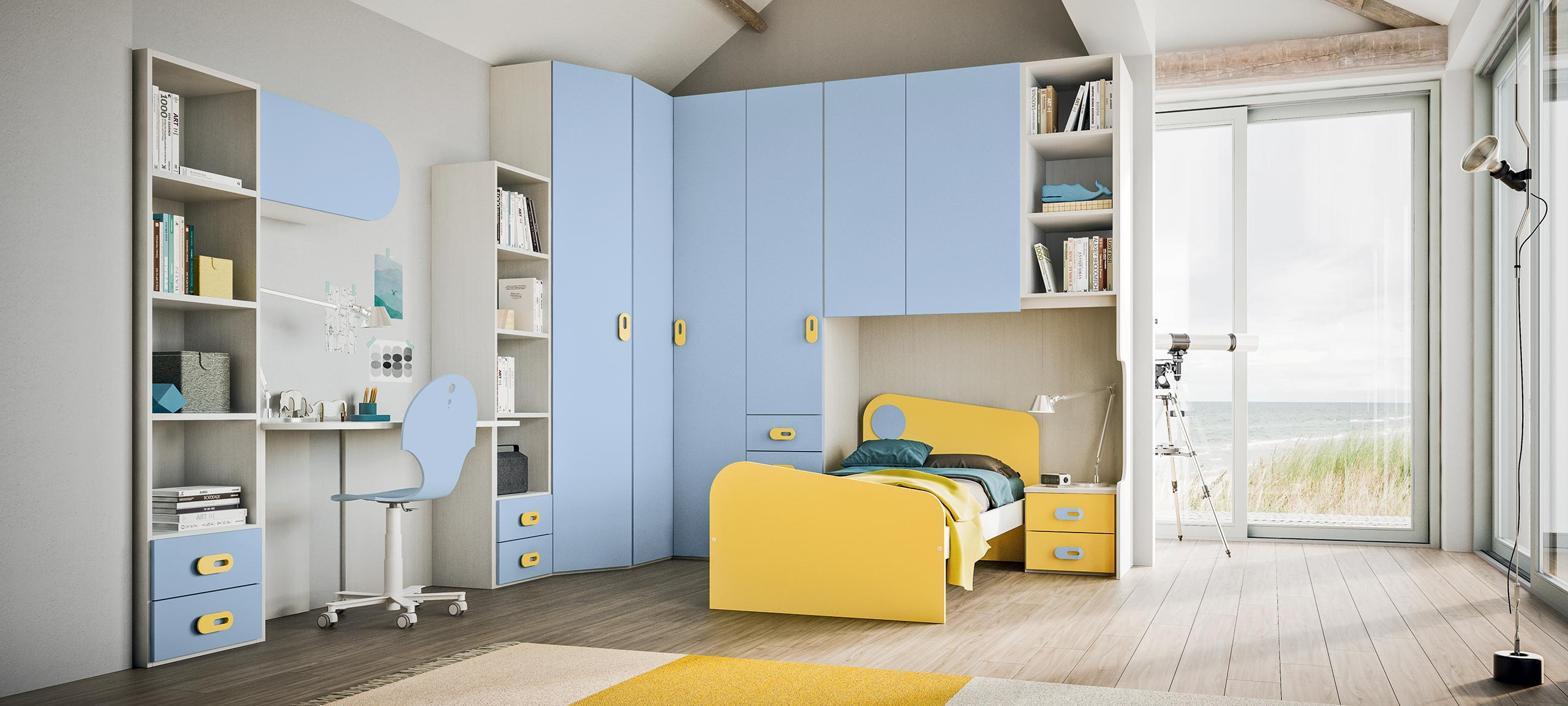 Children S Bedrooms With Bedroom Cabins Mab Home Furniture