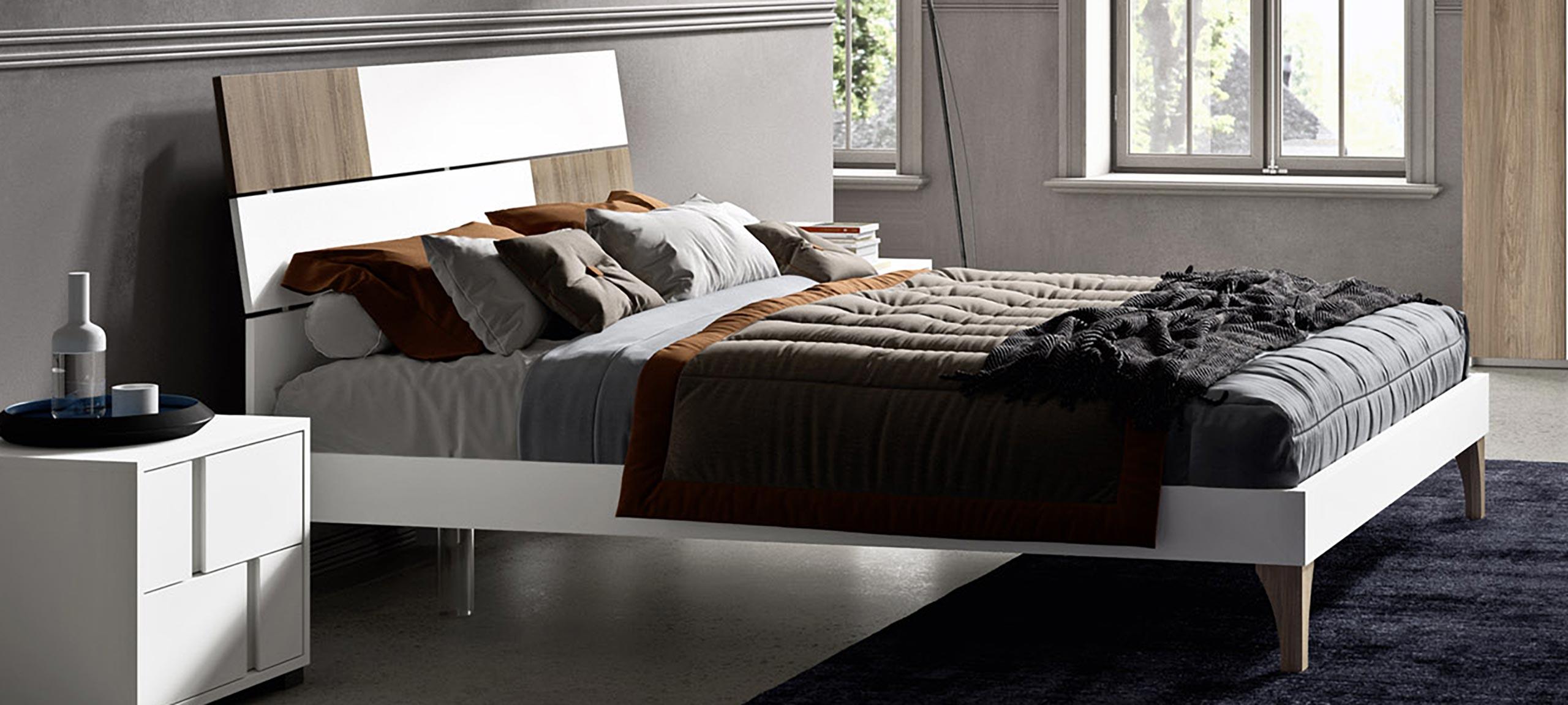 TAG - Letto matrimoniale legno dal design moderno | MAB Home ...