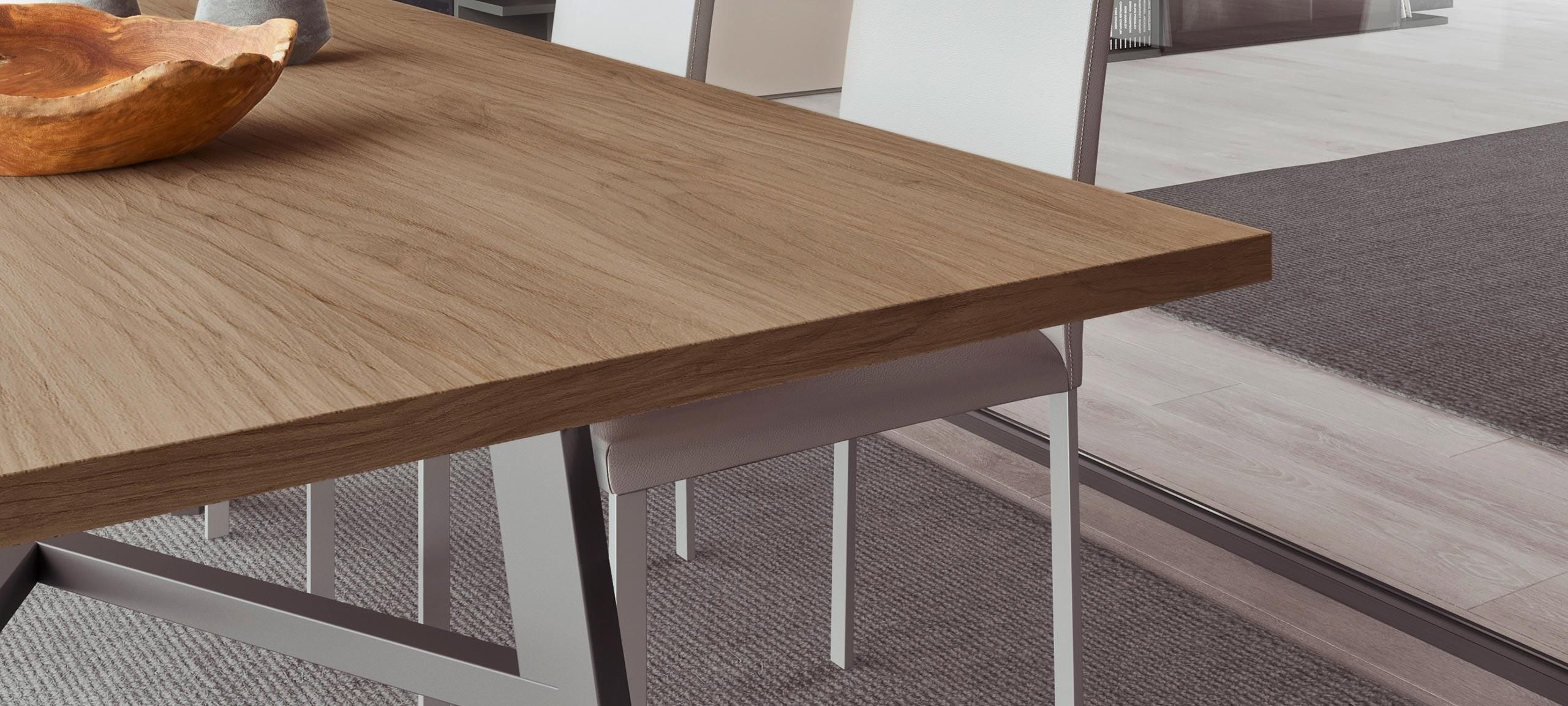 JACK - Tavolo Moderno da Soggiorno con Allunghe | MAB Home ...