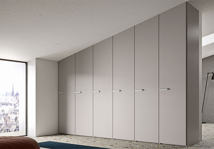 Armadio A Muro Design.Armadi Battenti E Scorrevoli Produzione Made In Italy Mab Home Furniture