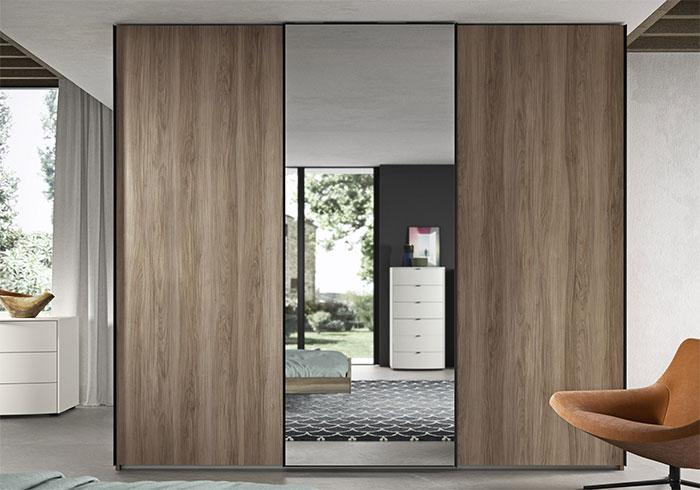 Catalogo Armadi Ante Scorrevoli.Armadi Ante Scorrevoli Dal Design Moderno Mab Home Furniture