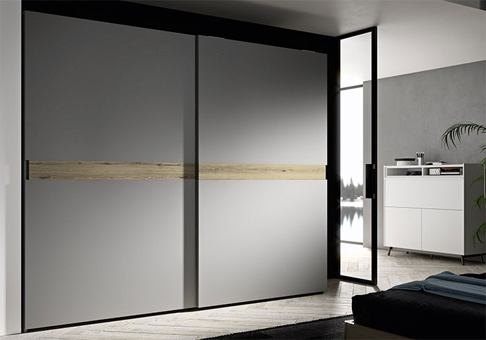 armadio scorrevole design moderno partition