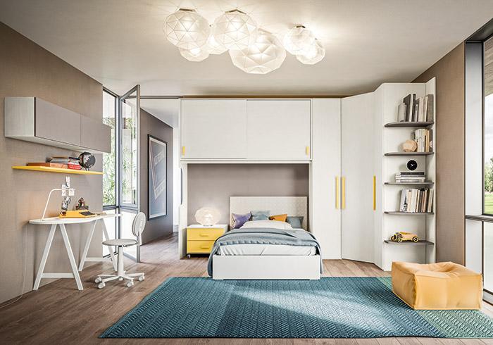 Mab Industrie Mobili.Camerette Dal Design Moderno Mab Home Furniture